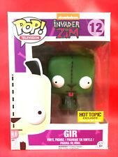 Invader Zim - Gir - Glow Gid - Funko Pop! Vinyl #12 Hot Topic Exclusive