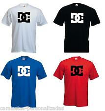 CAMISETA DC, VANS, ECKO, ELEMENTS, CARHARTT