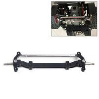 CNC Metall Vorderseite Lenkung Lenkachse Upgrade für Tamiya RC 1/14 Tractor LKW