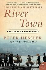 P. S.: River Town : Two Years on the Yangtze by Peter Hessler (2006, Paperback)