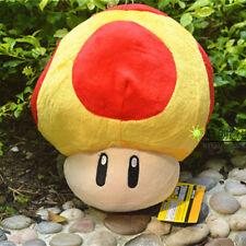 2017 Cute Super Mario Mushroom Soft Stuffed Plush Pokeman Lovely Doll 5in