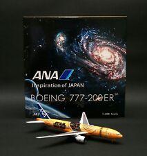Phoenix ANA Boeing 777-200ER Star Wars CPO3 JA743A model 1:400
