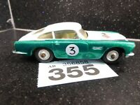 Corgi Toys - Aston Martin DB4 Competition # 3 - Restored (355)