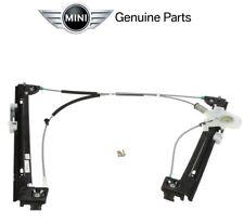 For Mini R50 R52 R53 Cooper Front Driver Left Window Regulator Electric Genuine