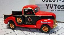Matchbox yesteryear BUDWEISER~ YVT 05-M 1940 FORD PICK UP~VHTG~MINT IN BOX & COA
