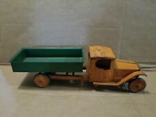 STEELCRAFT LITTLE JIM Mack DUMP TRUCK PRESSED STEEL O'Brien's 11th Edition