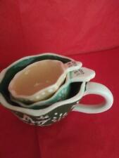 NESTING MEASURING CUPS DISPLAY OR USE....FREE SHIPPING