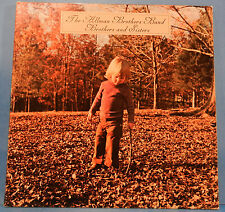 ALLMAN BROTHERS  BROTHERS AND SISTERS  LP 1973 ORIGINAL GREAT COND! VG/VG+!!C