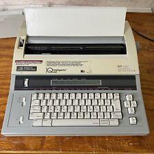 Smith Corona Wp 48d Word Processor Type Writer Autospell 3 Line Correction