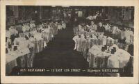Greenwich Village Manhattan New York City Asti Restaurant Postcard myn
