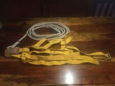 Atlas Safety Harness with Rope