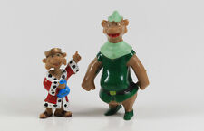 Robin Hood & Little John === Walt Disney 2 x Figuren Spain Spanien ?