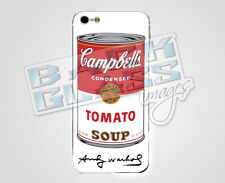 Warhol Tribute decal for iPhone 5 / 5S - glossy vinyl sticker