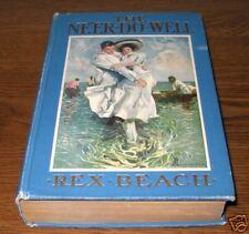 THE NE'ER DO WELL Beach H. Chandler Christy 1st Edition