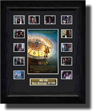 Hugo  film cell collectable , mini poster