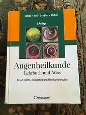 Augenheilkunde Lehrbuch und Atlas by Walde, Neil, Schaffer, Kostlin (Hardcover)