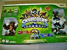 SKYLANDERS SWAP FORCE > STARTER PACK > BLAST BUCKLER > SWAP TOPS BUCKLER - OVP