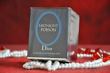 Midnight Poison Christian Dior EDP 30ml, Discontinued, Very Rare, New, Sealed