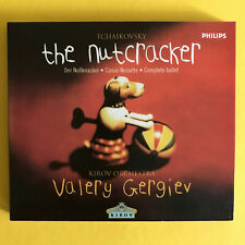 The Nutcracker, Der Nußknacker, Tchaikovsky, Audio CD