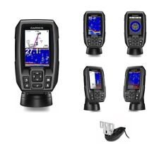 Garmin Striker 4 CHIRP GPS Colour Depth Sounder Fish Finder & Transducer