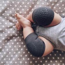 Infant Baby Kids Crawling Anti-slip Cushion Elbow Knee Safety Pad Soft Cotton