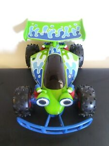 """Thinkway Disney Toy Story Collection RC Wireless Car 14"""" No Remote & Antenna"""