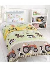 Ropa de cama de cama de 90 con algodón para niños