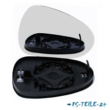 Facelift 04//2009-2012 rechts konvex beheizbar Spiegelglas für SEAT LEON 1P