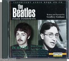 The Beatles - In My Life - Lennon & McCartney Interviews! New Laserlight CD!
