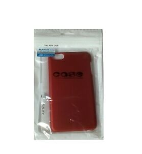 Thin Rear Hard Cover for Apple iPod Touch 6th RED