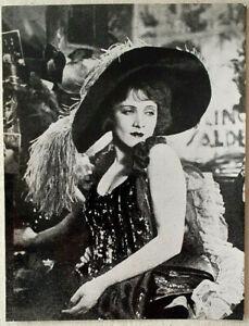 Marlene Dietrich in Der blaue Engel, Vintage Gelatin Silver Photo, GERMANY 1930