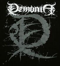 Demonica Through the Eyes of the Damned Behemoth Metal Men's Large Shirt