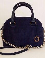 Oroton 'ALPINE CHAIN BARREL' bag in MIDNIGHT. New. Stunning rrp $595