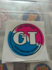Old School BMX 1987 GT Performer Decal Sticker NOS GT Dyno Haro Hutch Redline