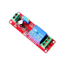 DC 12V Adjustable Delay Time Switch 0-10 Second NE555 Timer Board Relay Module