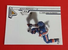 2011/12 Pinnacle Hockey Kyle Okposo Card #75***New York Islanders***