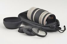 MINT- CANON CL AF 8-120mm 15X VL ZOOM LENS FOR CANON L1, L2 CAMCORDERS HOOD+UV