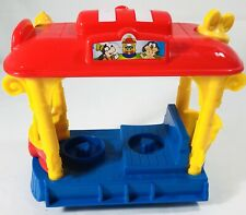 Little People Disney Magical Day Carriage Jolly Trolley Musical Train Mickey Toy