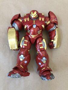 Marvel Legends MCU 10th Anniversary Iron Man Hulkbuster action figure Lot#1