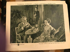 Unseen Forces 1920 First National silentlobbycardSylviaBreamer Edward Martindale