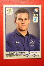 Panini EURO 2012 N. 478 FRANCE GAMEIRO NEW With BLACK BACK TOPMINT!!
