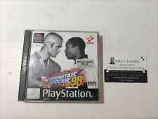 ISS PRO 98 + METAL GEAR SOLID DEMO - PLAYSTATION 1 PS1 - PAL ITA