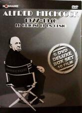 ALFRED HITCHCOCK 1927-1940 LE ORIGINI DI UN GENIO - COFANETTO 6 DVD-SIGILLATO