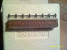 DEPT 56 HERITAGE VILLAGE ACCESSORY -  CHURCHYARD FENCE EXTENSIONS