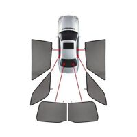 TENDINE PRIVACY PARASOLE Bmw Serie 5 Gran Turismo 4p (F07) (9/09 in poi)