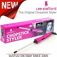Lee Stafford The Original Chopstick Styler™│Hair Curler│200° Curling Wand│LSHT01