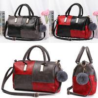 Women Leather Shoulder Bag Tote Messenger Crossbody Satchel Purse Handbag A+