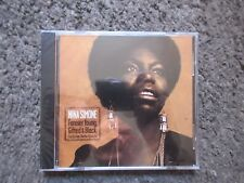 """NINA SIMONE """"FOREVER YOUNG, GIFTED & BLACK EXCLUSIVE RADIO SPECIAL"""" 2006 SEALED"""