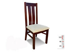 Solid Wood Chair Dining Designer Leather Room K32
