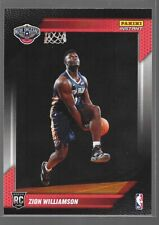 2019/20 Panini Instant First Look Rookie RC Zion Williamson /14091 Pelicans